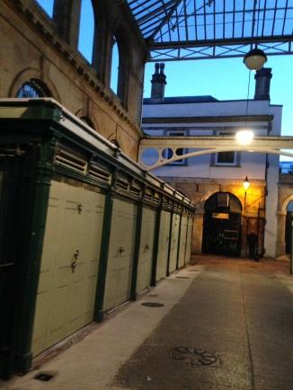 St Nicks cinema site