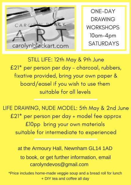 one-day workshops may june